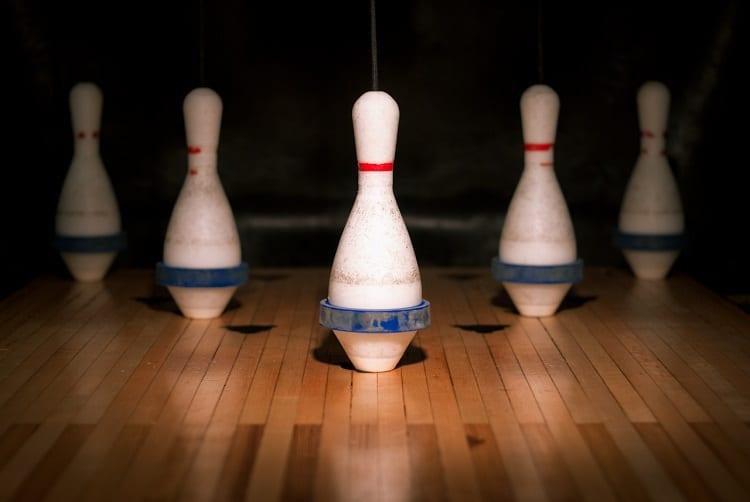 5 Pin Bowling Pins