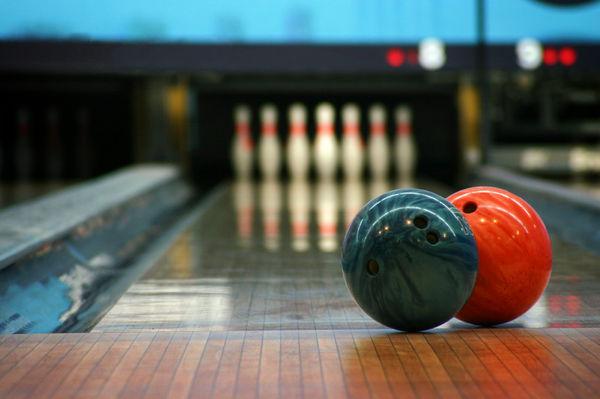 Bowling Ball Backspin
